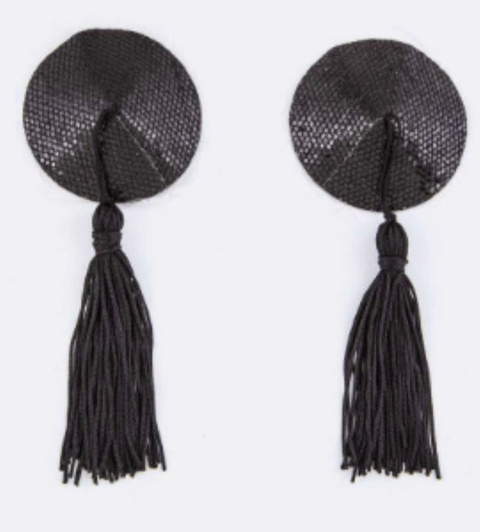 Tassel nipple cover