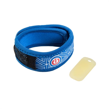 Chicago Cubs wrist band mosquito repellant