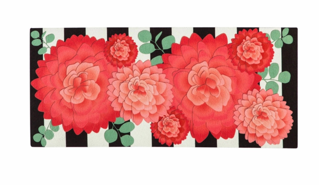 Stripes and Flowers Sassafras Switch Mat