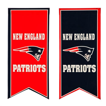 New England Patriots, Flag Banner