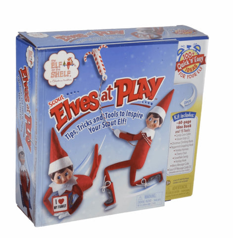 Elf on the shelf elves at play kit