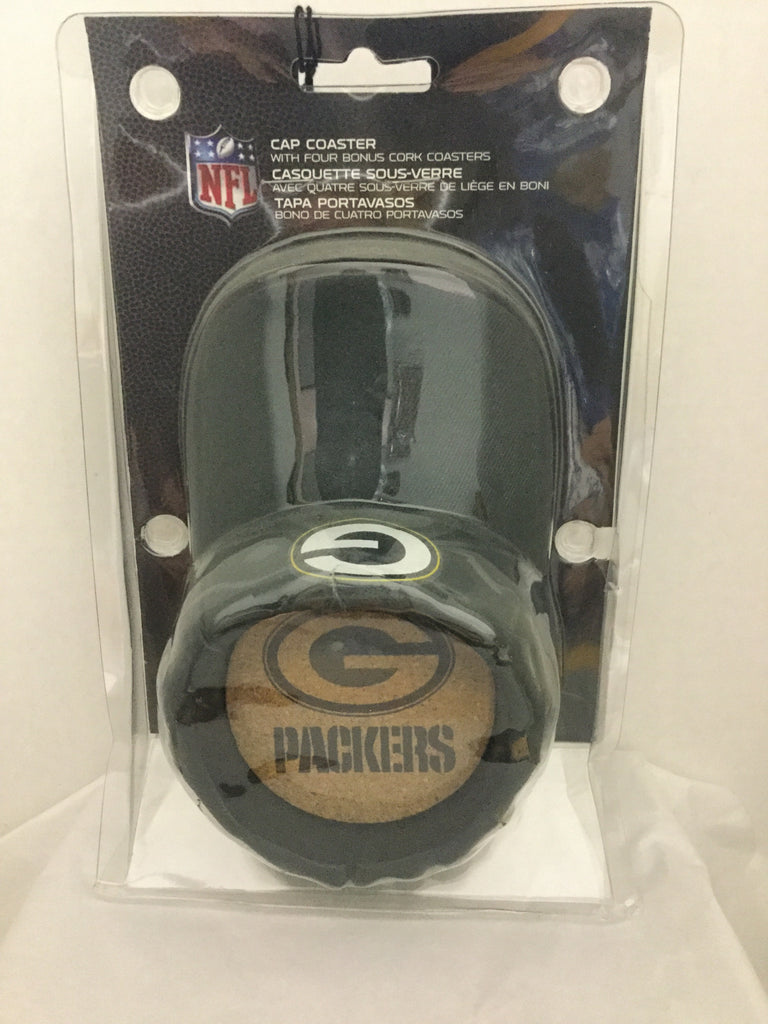 Greenbay Packers coasters