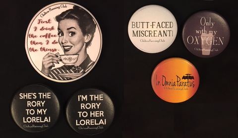 CRC Buttons