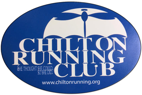 Chilton Car Magnet