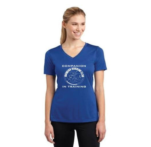 Companion In Training Tech Shirt