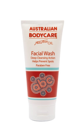 AUSTRALIAN BODYCARE TEA TREE OIL FACIAL WASH