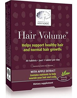 NEW NORDIC HAIR VOLUME SUPPLEMENT