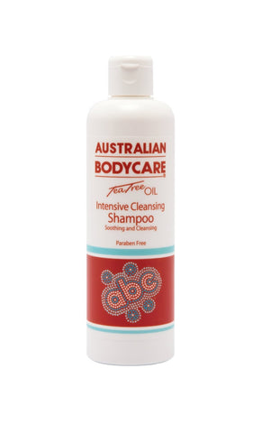 AUSTRALIAN BODYCARE TEA TREE OIL INTENSIVE CLEANSING SHAMPOO