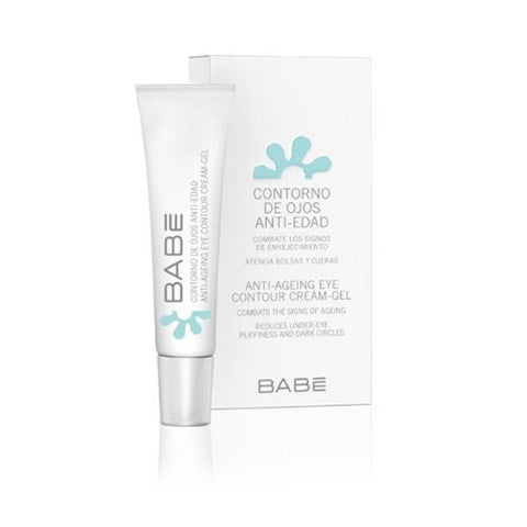 BABE LABORATORIOS ANTI AGEING EYE CONTOUR CREAM GEL