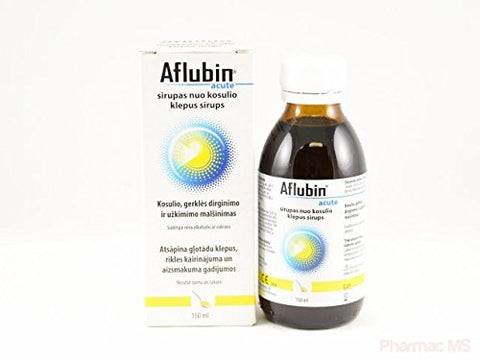 AFLUBIN ACUTE COUGH SYRUP