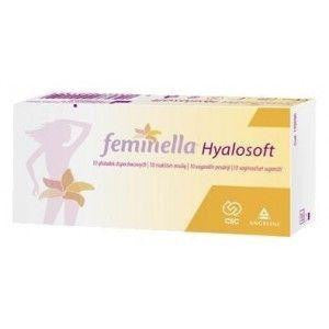 ANGELINI FEMINELLA HYALOSOFT SUPPOSITORY