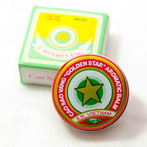 S.R VIETNAM GOLDEN STAR BALM