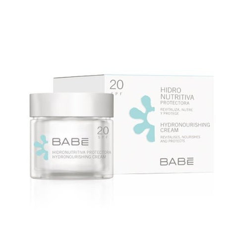 BABE LABORATORIOS HYDRONOURISHING CREAM SPF 20