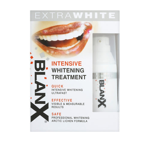 BLANX EXTRA WHITE INTENSIVE WHITENING TREATMENT