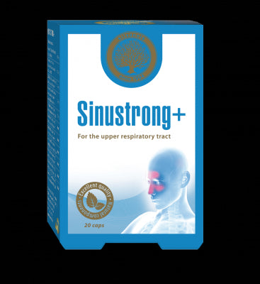SILVANOLS SINUSTRONG+ SUPPLEMENT
