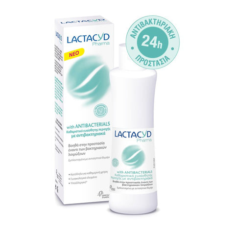 LACTACYD PHARMA ANTI-BACTERIAL INTIMATE CLEANSING GEL