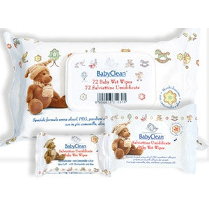 BABY CLEAN WET WIPES