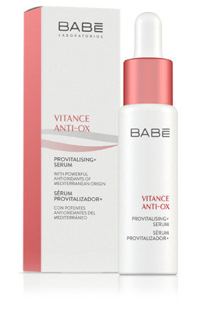 BABE LABORATORIOS VITANCE ANTI-OX PROVITALISING+ SERUM