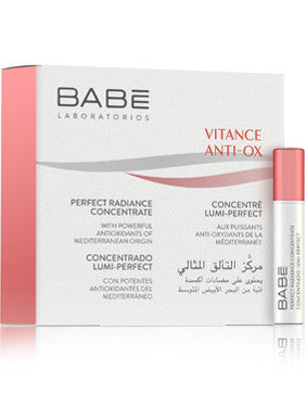 BABE LABORATORIOS VITANCE ANTI-OX PERFECT RADIANCE CONCENTRATE