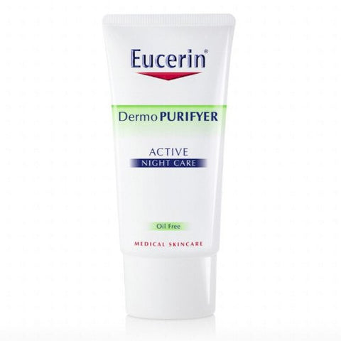 EUCERIN DERMO PURIFYER ACTIVE NIGHT CARE