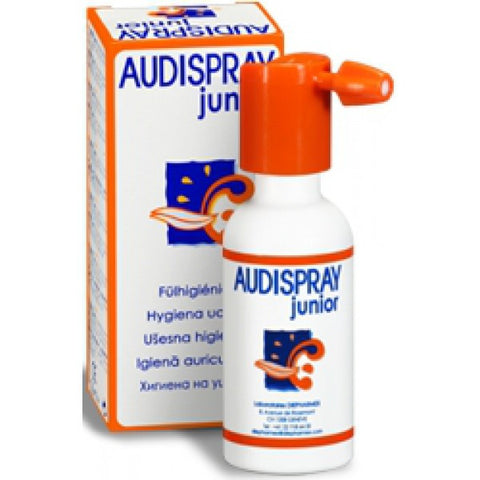 AUDISPRAY JUNIOR EAR HYGIENE SPRAY