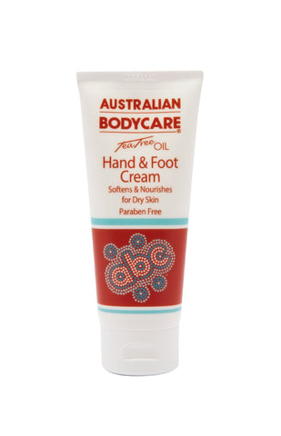 AUSTRALIAN BODYCARE TEA TREE OIL HAND AND FOOT CREAM