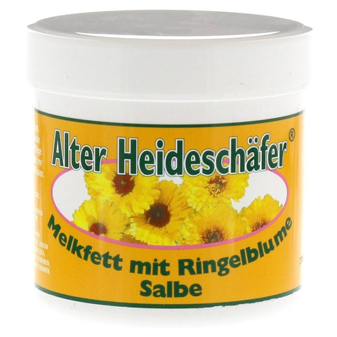 ALTER HEIDESCHAFER CALENDULA + MELKFETT SOOTHING SALVE
