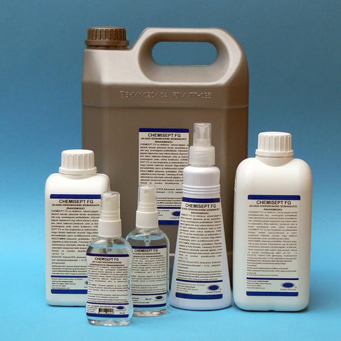 CHEMI-PHARM CHEMISEPT FG SANITIZER