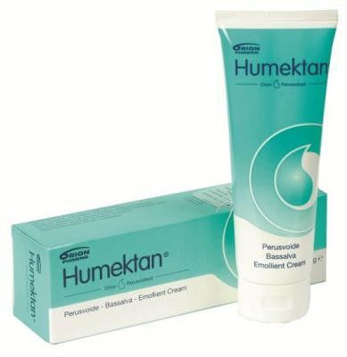 ORION PHARMA HUMEKTAN EMOLLIENT CREAM
