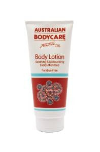 AUSTRALIAN BODYCARE TEA TREE OIL BODY LOTION