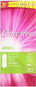 CAREFREE ALOE PROTECTOR PADS
