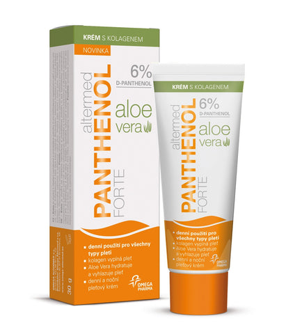 ALTERMED PANTHENOL FORTE 6% CREAM