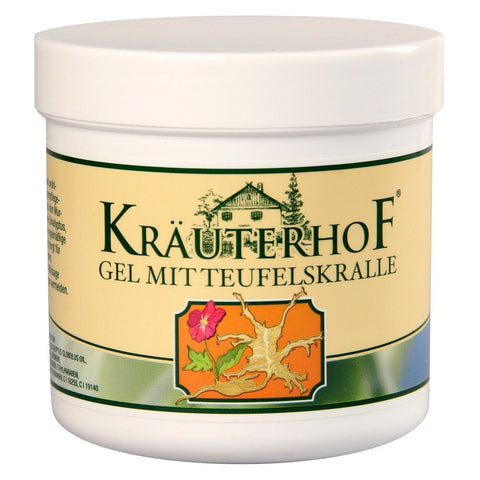 KRÄUTERHOF DEVIL'S CLAW ACTIVE GEL FOR MUSCLE AND JOINT PAIN