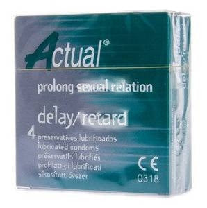 ACTUAL PROLONG SEXUAL RELATION DELAY/RETARD CONDOMS