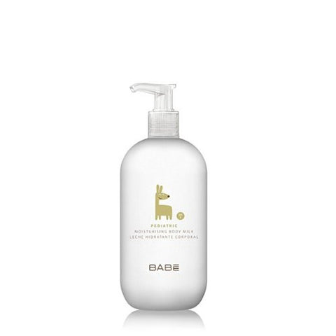 BABE LABORATORIOS PEDIATRIC MOISTURIZING BODY MILK