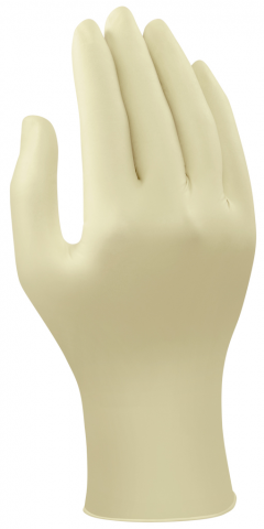 ANSELL MICRO-TOUCH COATED POWDER-FREE LATEX GLOVES