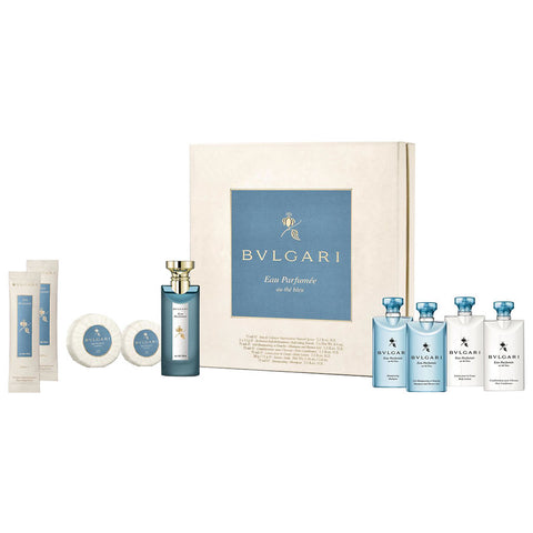 BVLGARI EAU PARFUMEE AU THE BLEU GIFT SET EDC 75 ML