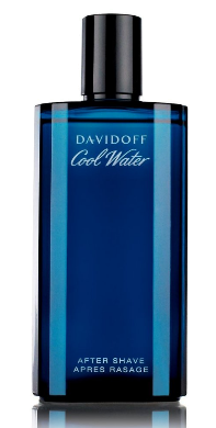 DAVIDOFF COOL WATER MAN AFTERSHAVE LOTION