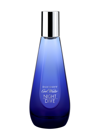 DAVIDOFF COOL WATER WOMAN NIGHT DIVE EDT