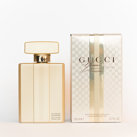 GUCCI PREMIERE SHOWER GEL 200 ML WITH AN OPEN BOX