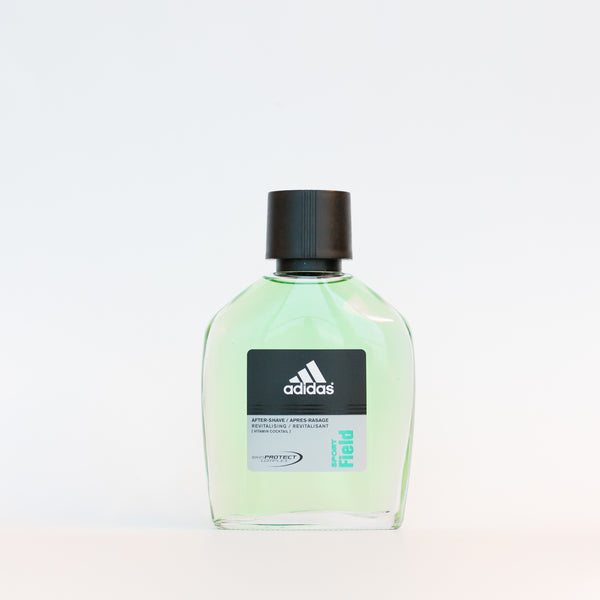 ADIDAS SPORT FIELD AFTERSHAVE LOTION 100 ML WITHOUT A BOX