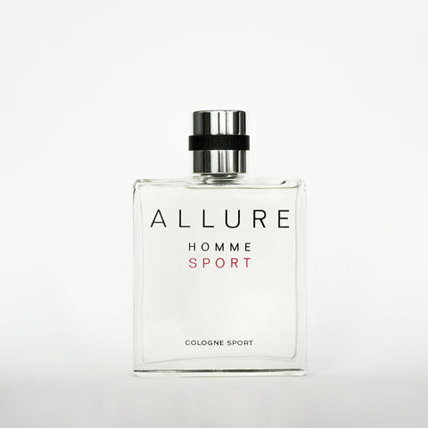CHANEL ALLURE HOMME SPORT EDC 150 ML IN A CARDBOARD DEMO BOX