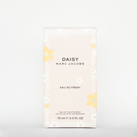 MARC JACOBS DAISY EAU SO FRESH EDT 75 ML WITH DAMAGED BOX
