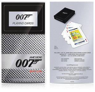 JAMES BOND 007 QUANTUM GIFT SET EDT 50 ML
