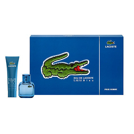 LACOSTE L.12.12 BLEU GIFT SET EDT 30 ML