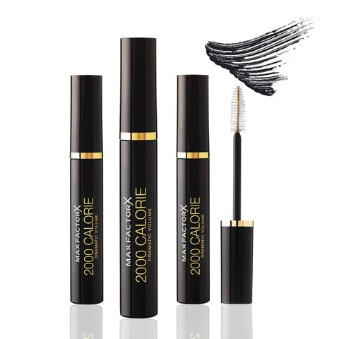 MAXFACTOR 2000 CALORIE DRAMATIC VOLUME BLACK MASCARA SET
