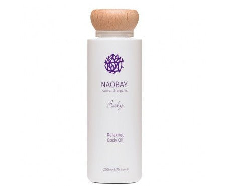 NAOBAY ECOCERT BABY RELAXING BODY OIL