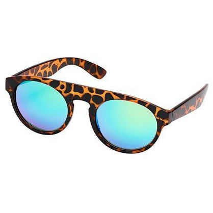 blue planet duke sunglasses tortoise green
