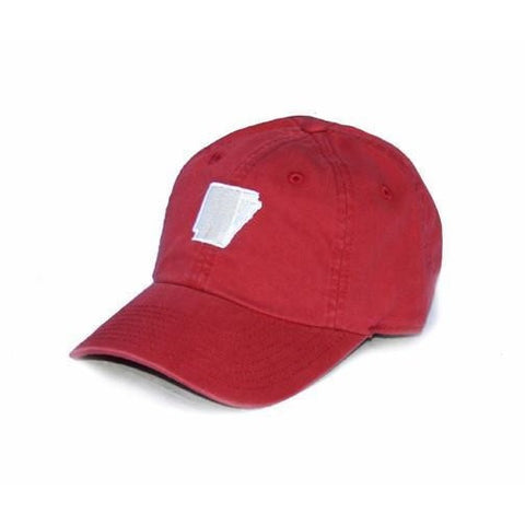 Red Fayetteville Gameday Hat