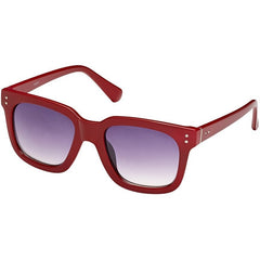 Blue Planet Sunglasses - Watson Red Smoke Polarized